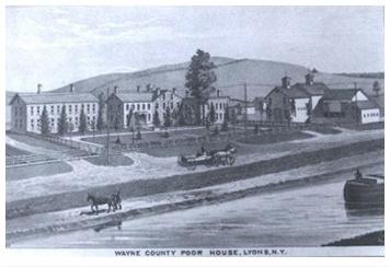 history wayne county nursing home rehab center